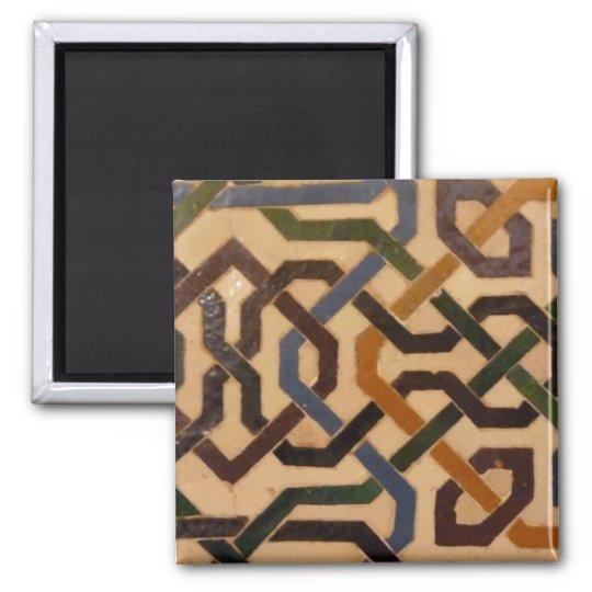 Imán Iman azulejo Alhambra - Granada