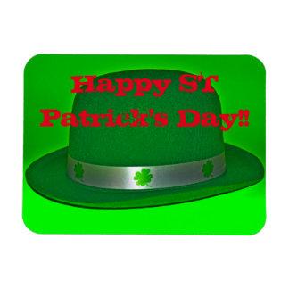 Iman ¡Imán del cuadrado del día de St Patrick feliz!!
