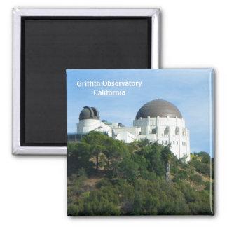 Imán ¡Imán del observatorio de Griffith!