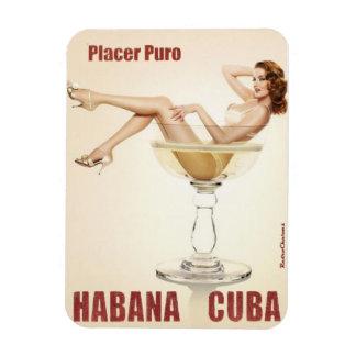 Iman Iman frigorifico Cuba Vintage Puro Placer