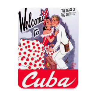Iman Iman frigorifico Perla Cuba Vintage by RetroCharms