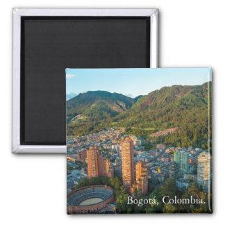 Imán Imán, panorámica Bogotá, Colombia.