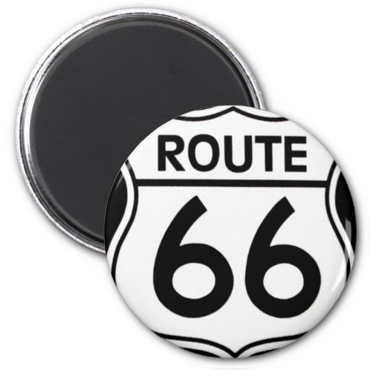 "Imán Iman ""ROUTE 66"""