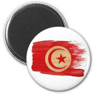 Imán Imanes de la bandera de Túnez
