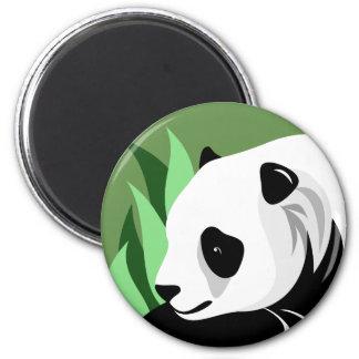 Imán Imanes del oso de panda gigante