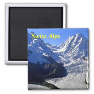 Imán Imanes suizos de las montañas