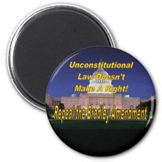Imán inconstitucional de la ley