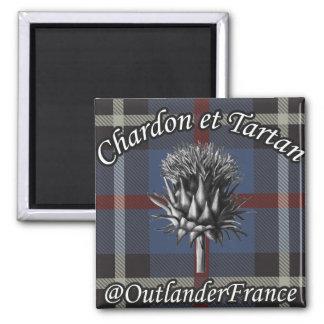 Imán Insignia Outlander Francia