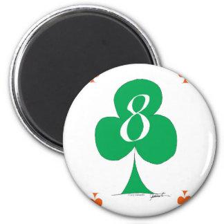 Imán Irlandés afortunado 8 de los clubs, fernandes tony