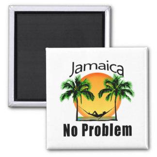 Imán Jamaica ningún problema