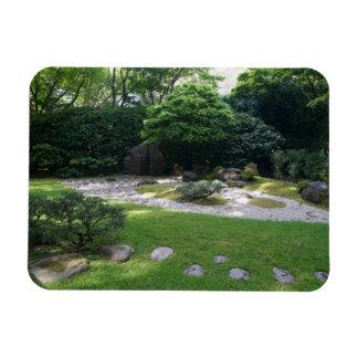Imán japonés del jardín #2 del zen del jardín de