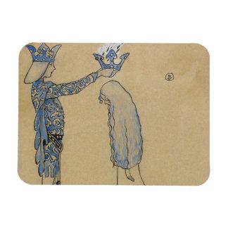 Iman Juan Bauer - entonces ponga al príncipe una corona