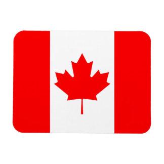 Iman La bandera canadiense, Canadá