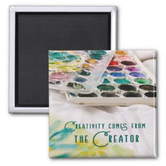 Imán La creatividad viene del creador