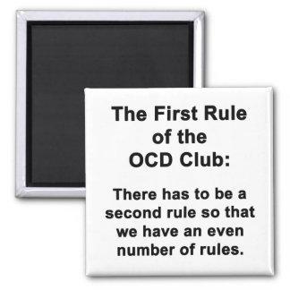 Imán La primera regla del club de OCD