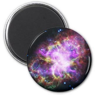 Imán La radiografía de Chandra en la nebulosa de