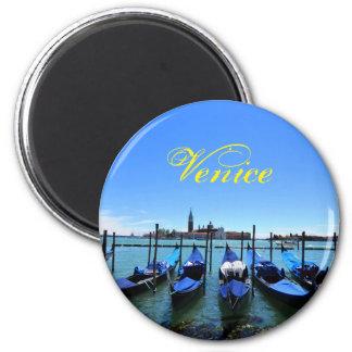 Imán Laguna azul en Venecia, Italia