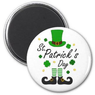 Imán Leprechaun del St Patricks