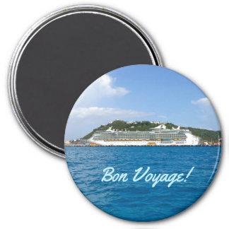 Imán Libertad en el buen viaje de Sint Maarten