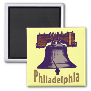 Imán Liberty Bell
