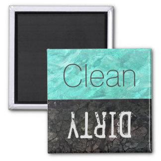 Imán Limpie el lavaplatos sucio de los platos del |