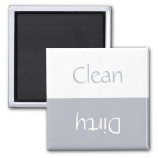 Imán Limpie sucio (gris y blanco)