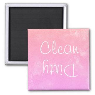 Imán limpio o sucio del lavaplatos