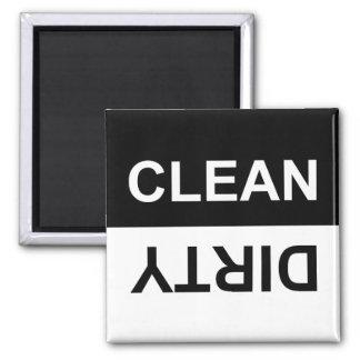 Imán Imán limpio o sucio del lavaplatos