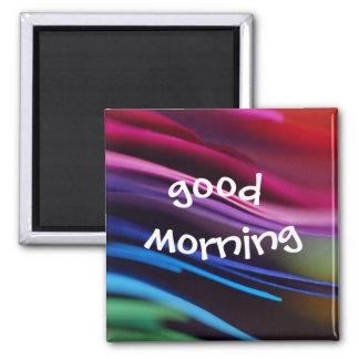 Imán líquido intrépido de la buena mañana