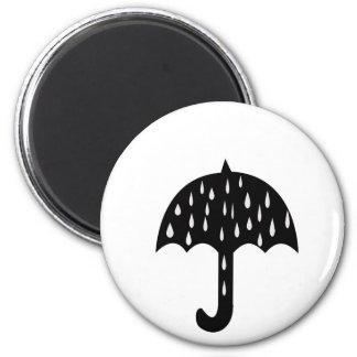 Imán lluvia del paraguas