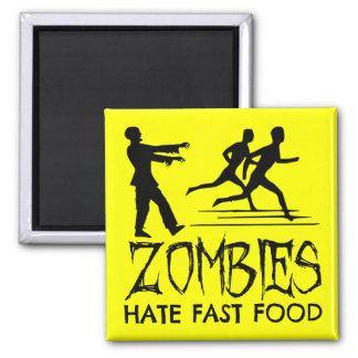 Imán Los zombis odian los alimentos de preparación