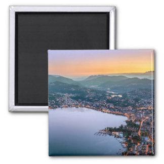 Imán Lugano Suiza