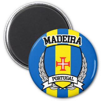 Imán Madeira