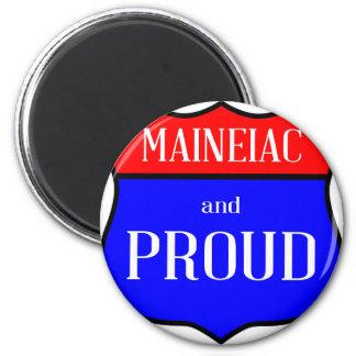 Imán Maineiac y orgulloso