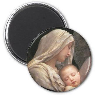 Imán Maria y Jesús