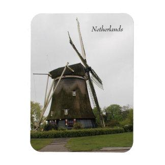 Iman Molino de viento, Holanda, Países Bajos,
