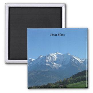 Imán Mont Blanc -