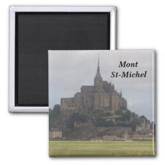 Imán Monte-St-Michel -