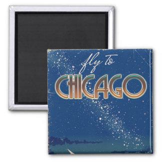 Imán Mosca a Chicago