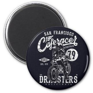 Imán Motor California del corredor del café de San