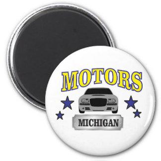 Imán Motores de Michigan