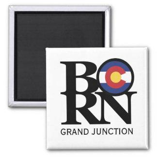 Imán NACIDO de Grand Junction