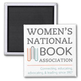 Imán nacional del logotipo de la asociación del