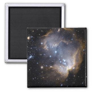Imán NASA brillante de las estrellas de NGC 602