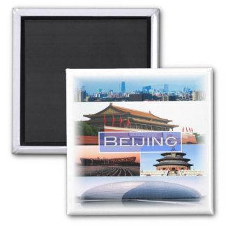 Imán NC * China - Pekín