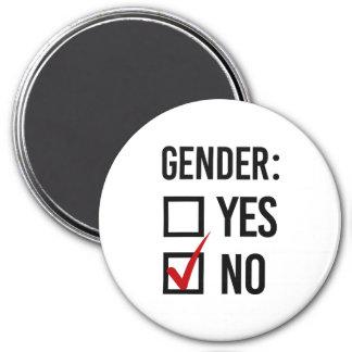 Imán No elijo ningún género - -