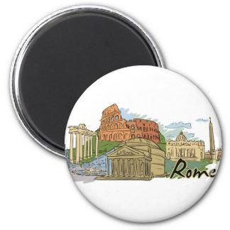 Imán No fue construido en un día (Roma)