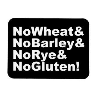 Iman ¡NoWheat&NoBarley&NoRye&NoGluten! (blanco)