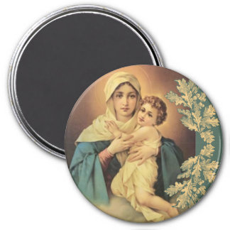 Imán Nuestra señora de la MADRE de Jesús del Virgen
