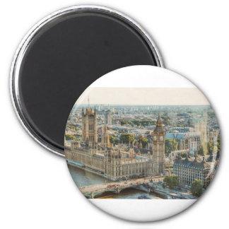 Imán Opinión de la ciudad en Londres